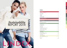 Lindex Sustainability Report 2014