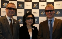 FIFA and Sony to launch first ever global 3D experience of the FIFA World Cup™