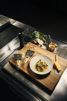 Svenskt alternativ till matlagningen lanseras av Västerbottensost®