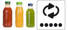 Når juice og saft får pantmærke på, bliver de en del af den cirkulære økonomi