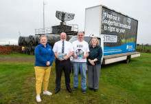 Digital Scotland Superfast Broadband celebrates latest fibre broadband availability across Fife - as Secret Bunker goes ultrafast…