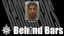 Man jailed after pleading guilty to possession of knife in Woking