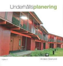 Ny bok om underhållsplanering