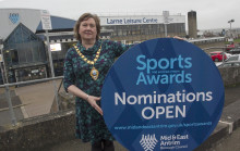 On your marks! Nominations now open for Mid and East Antrim Sports Awards 2020