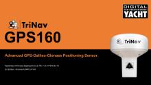 Digital Yacht launch new GPS160 TriNav positioning sensor