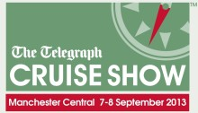 Learn all about the 'Fred. Olsen Cruise Lines' difference'   at the Manchester Telegraph CRUISE Show 2013