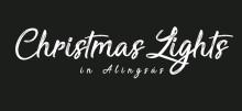 Dags för Christmas Lights in Alingsås