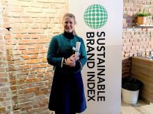 Vi takker forbrukerne som har kåret oss til Norges mest bærekraftige bank!