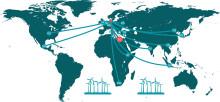 Energistyrelsen hjælper Egypten på rejsen mod en grønnere fremtid