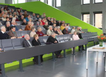 Vortrag über deutsch-polnische Beziehungsgeschichte zum Auftakt des 23. Sommersemesters des Seniorenseminars an der TH Wildau am 24. März 2017