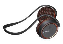Nuevos auriculares inalámbricos de Sony a prueba de salpicaduras. Diseñados para el movimiento