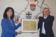 Seit 100 Jahren elektrifiziert: Altfeld und das Bayernwerk feiern ein Jubiläum