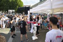 ZÜBLIN als Premiumpartner auf dem COLOURS International Dance Festival in Stuttgart