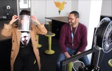 Skolan hjälper vården med skyddsvisir – produceras i skolans egna 3D-skrivare