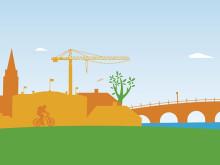 Bostadsbyggande och infrastruktur i fokus