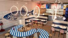 NORDSEE geht mit junger Marke an den Start: GO! Fish jetzt in Belgien