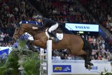 Rolf-Göran Bengtsson tar sin tredje Gothenburg Trophy-seger i Scandinavium
