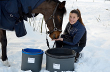 Anders Walls Ung Företagsamhet-stipendium för innovation inom hästnäringen