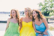 Maria Wells & The Vocalettes -Etta på iTunes lista med nya sommarsingeln!