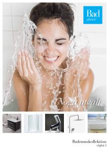 Badplatsen - Badrumskollektion, utgåva 3