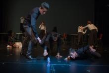 """Tanzstück hörgeschädigter Schüler begeistert Publikum: Hörregion Hannover erlebt Uraufführung von """"Die getanzte Schulstunde"""""""