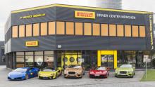 Pirelli öppnar flaggskeppsbutik i München