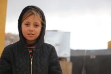 Tio år av krig i Syrien: en stor majoritet av syriska barn ser inte en framtid i sitt hemland