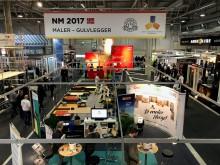NM i malerfag på Bygg Reis Deg 2019