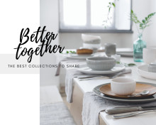 Sharing is caring: Rosenthal collections for the sense of togetherness