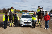 Rural Crime - a week of action tackling rural crime across the county.