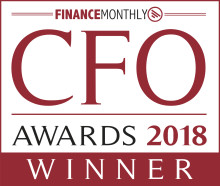 Winner of Finance Monthly CFO awards – Myron Mahendra, CFO & Executive Vice President at Cimco Marine AB