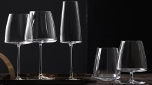 """Best of the Best"": Exquisite drinking glasses from the MetroChic collection win Red Dot Design Award"