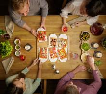 Tableware for international favourites – a new interpretation