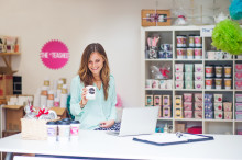 An early Christmas present for Young Businesswoman of the Year