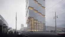 Grundsteinlegung für Berlins höchstes Bürogebäude