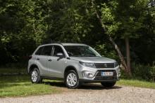 Suzuki Vitara og S-Cross med hybrid nu fra 219.990 kr.