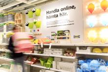 IKEA Gävle först ut när IKEA testar kontantfritt