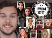 """- Du behövs! Jävligt Gott med Patreons gör unik kampanj för vegomat, hälsa, djur och natur. """"Vi behöver dig!"""" lanseras på Vegovision idag."""