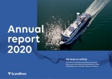 Scandlines holdt forsyningslinjerne åbne i et dramatisk 2020