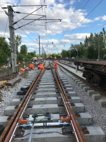 Passengers who must travel on Midland Main Line urged to plan ahead this Bank Holiday weekend as Network Rail carries out vital track upgrades