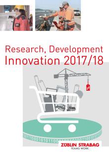 STRABAG und ZÜBLIN: Research, Development, Innovation (2017/2018)