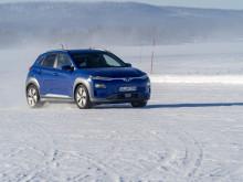 Korreksjon av WLTP-rekkevidde for Hyundai KONA electric