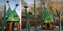Tivoli Friheden's nye tematiserede legeplads