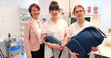 Fler patienter ska erbjudas cytostatikabehandling hemma