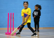 ECB launches Dynamos Cricket to inspire kids aged 8-11