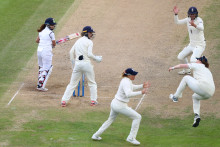 England Women and India Women draw LV= Insurance Test
