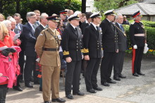 Hometown VC commemoration for First World War submariner