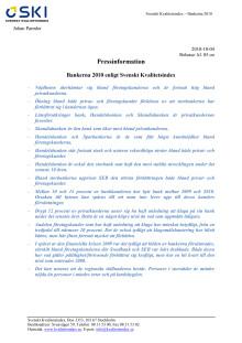 Svenskt Kvalitetsindex om Bankerna 2010