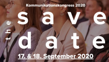 Kommunikationskongress 2020