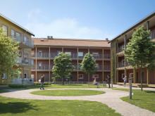 Nu startar försäljningen av BoKlok-lägenheter i Gävle